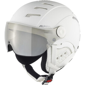 Alpina Jump 2.0 HM Skihelm white matt